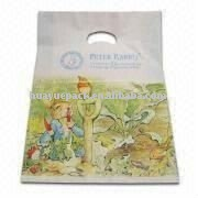 Plastic printed Carrier Bag