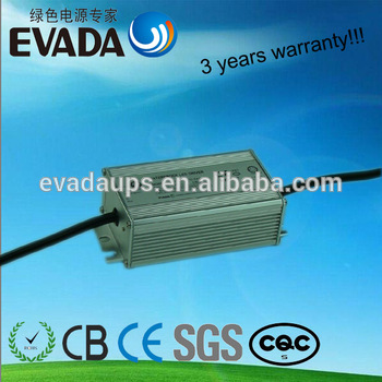 Waterproof LED driver IP67,90W for LED Street Lights