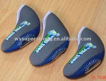 2015 High Quality Neoprene Golf Iron Head Cover