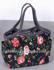 2014 new style fashion pvc office lady handbag, trendy fancy bags