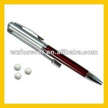La lumière uv led laser stylo détecteur d'argent