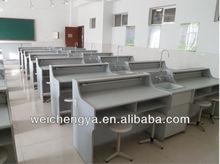 Wcy scuola insegnamento esperimento/chimica/esperimento di biologia tavolo/laboratorio mobile