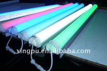 2011 Newest dmx rgb led digital tube,IP65,Plastic cover,144leds