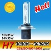 18Months Warranty,CE Approved 30000k h7 hid lamps