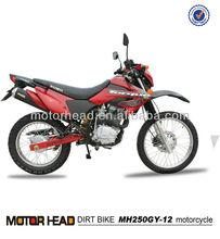 MH250GY-12,250cc dirt bike Tornado model/250cc engine motorcycle\250cc super bike motorcycle