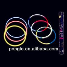 Tri-color Glow Necklace