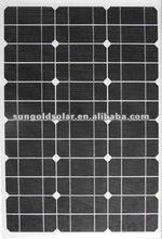 mono 100w best quality solar cells