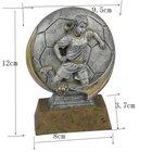 Polyresin football trophy Figurines