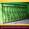 Decoration wrought iron fence