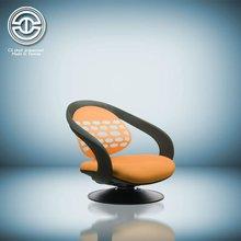 PP back tatami chair