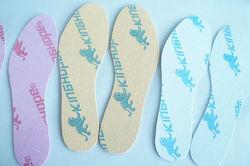 Material de zapatos Fibra plantilla para hacer zapatos