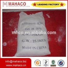 Paint pigment lithopone b301 28 b311 30 factory direct