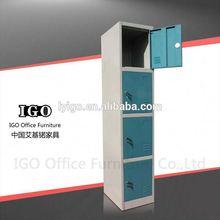 IGO-018 Vertical 4 door clothes cabinet door seals for cabinet