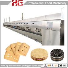 hot sale sandwich biscuits machine maker
