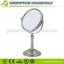 Nickel plating fashion table islamic mirror frames