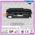 Compatible cartucho de tóner CE505X para HP impresora láser