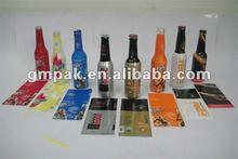 Colored plastic wrap, heat shrink tube, heat shrink sleeve