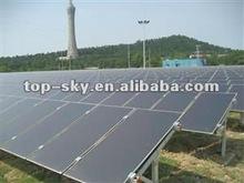 Cheap 50w 60v solar panel, morphous silicon thin solar module for solar power system,