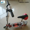 120W kids electric scooter HL-E91B with more strong foldable parts for sale 50usd
