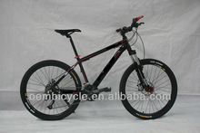 26 inch black color with 21 speed specialized Aluminum colorful mountain bike