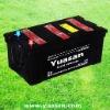 12V 200AH Dry Charged 12V Lead Acid Battery Yuasan Brand 70029