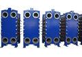 Refrigerador de marina, de alta eficiencia con un tamaño pequeño, de titanio intercambiador de calor de la fabricación