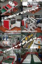 Learn from Taiwan; same as Taiwan; Cheap than Taiwan; super high speed T-shirt bag making machine