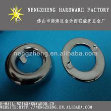 bags strap fasten metal ring/belt button