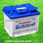 12V 50AH Dry Charged Lead Acid Auto Car Battery 55066