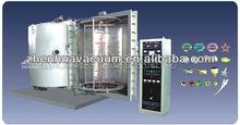 vacuum coating machine for plastic
