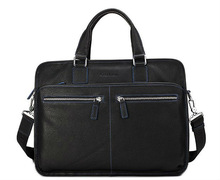 2015 Hot Cell Popular Classic Business Affairs Man's Handbag Bag/Professional Leather Factory