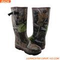2014 yüksek kalitede moda kauçuk çalışma erkekler için yağmur çizmeleri, camo lastik çizmeler rc246