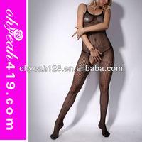 Open crotch women sexy full body stocking fashion 2014