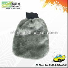 FA-M022 synthetic wool car wash mitt