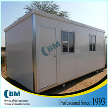 Popular Chinese Prefabricated 20ft Container Office