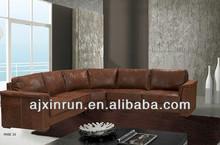Di lusso di alta qualità divano ad angolo, mobili soggiorno, lobby divano,