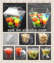 Горячая распродажа fda bpa бесплатно ну вечеринку питания ps одноразовой пластиковой посуды