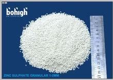 Zinc Sulphate Granular Zinc content 21% Fertilizer Grade