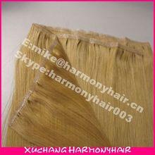 2014 Top Quality Human Hair Skin Weft/Skin Weft Human Hair