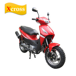 Biss 125cc Cub Motorcycle with width tyres