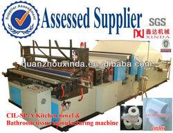 Automatic bathroom tissue manufacturing machine CIL-SP-A