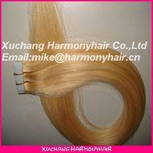 2014 Harmonyhair Quality 28 inch tape hair extension