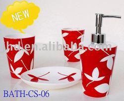OEM modern Ceramic sanitary set with different design ZHONGYUAN