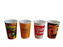 double PE coated paper cup for cold drink,disposable cold drink paper cups,