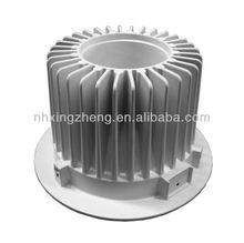 Aluminum die casting lamp housing