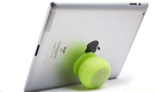New arrival mini sucker speaker, ball sucker speaker with suction cup