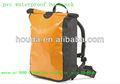 2014 doppel-farben pvc wasserdichte beutel trocken mit schulterriemen für camping und Reisen