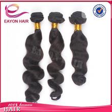 6A Top Grade 100% Exotic Raw Unprocessed Virgin Brazilian Remy Hair