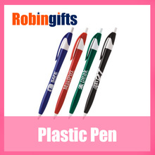 Plastic cheap promotional pen , plastic ball pen, best ballpoint pen