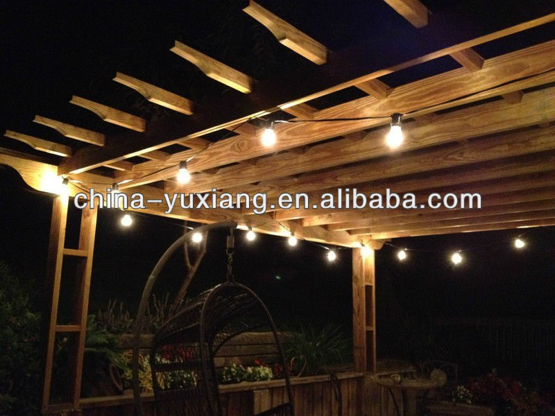 Party lights outdoor commercial string lights buy commercial string